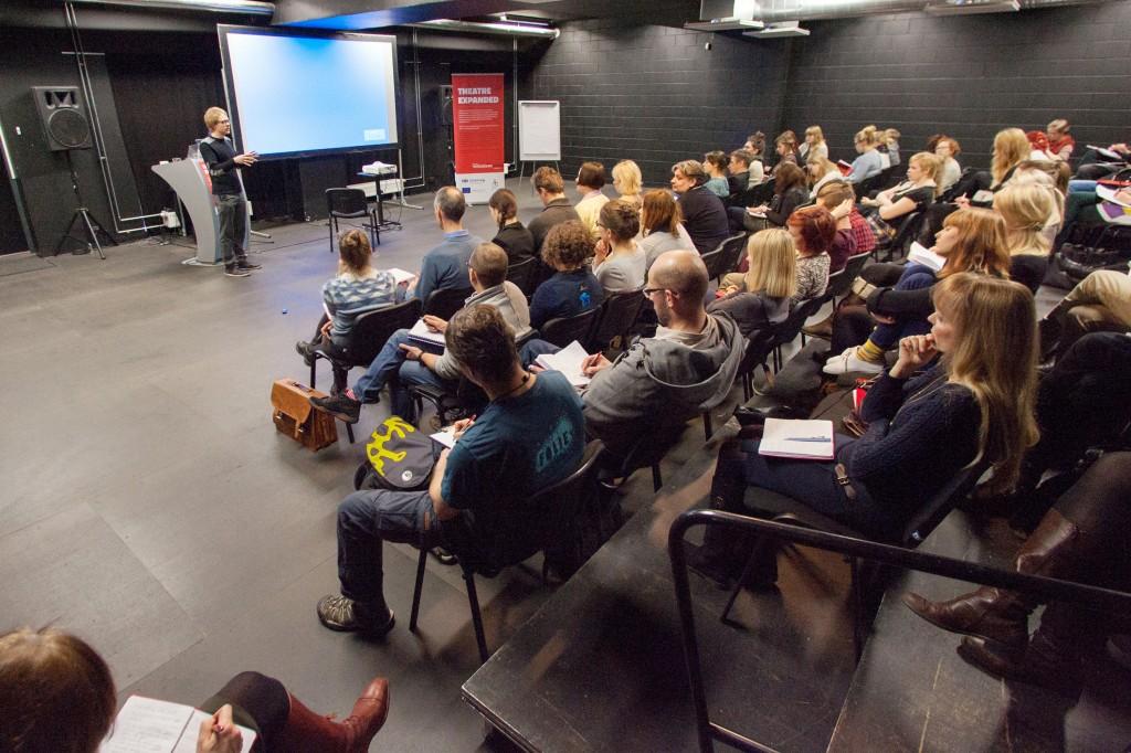 Vabal Laval arutletakse etenduskunstide tuleviku üle