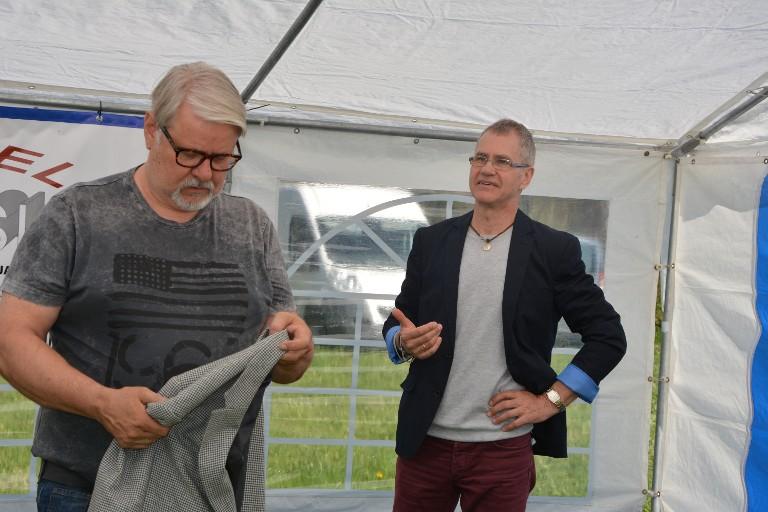 """Seriaal """"Naabriplika"""" inspireerib Esna külas taas kevadlaata korraldama"""