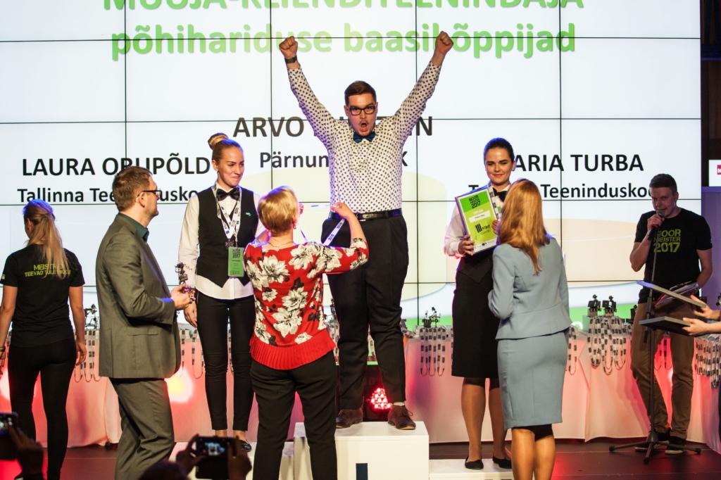 HIIGELGALERII! Kutsemeistrivõistlustel selgusid Eesti parimad noored meistrid