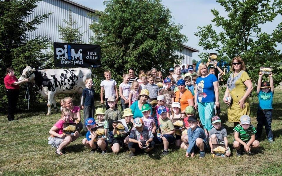 Piimafarmid avavad 1. juunil mitmele tuhandele lapsele oma uksed