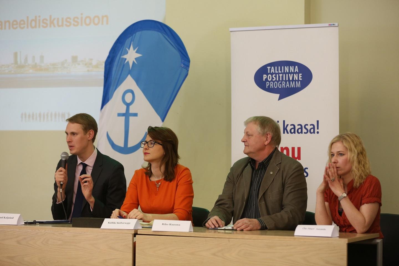 POSITIIVNE PROGRAMM! Põhja-Tallinna ideekorje käigus laekus elanikelt üle 1600 ettepaneku