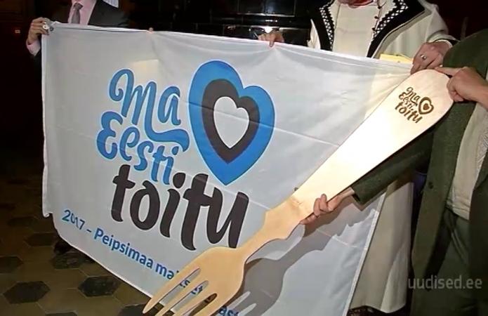 Video! Rändkahvel kuulutas avatuks Peipsimaa maitsete aasta