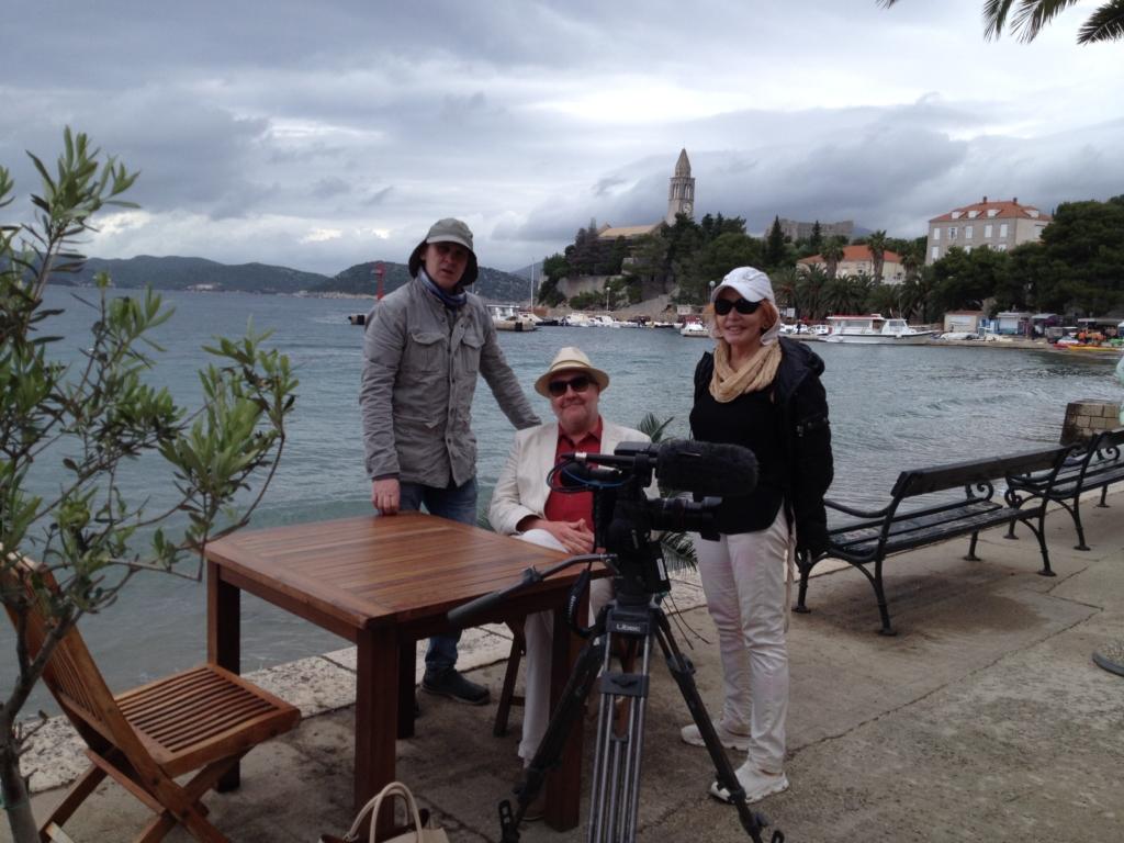 Tunnustus! Teleajakirjanik Tiina Park pälvis Horvaatia turismiameti auhinna