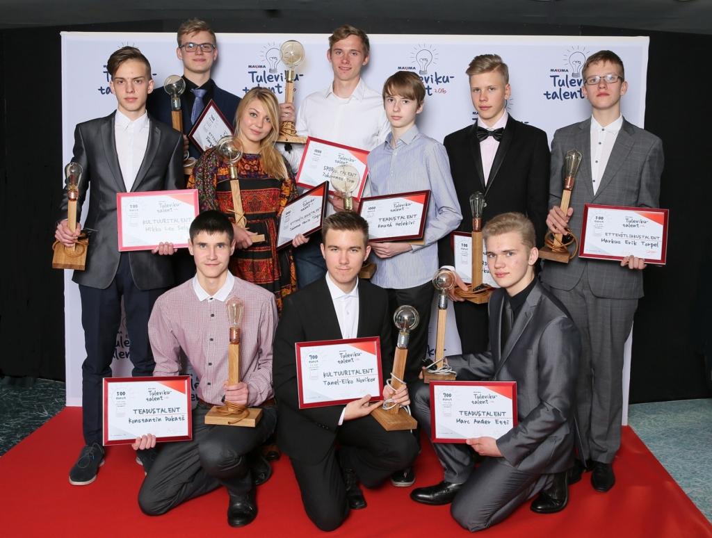 Üle 300 talendika noore pürgib Tulevikutalendiks
