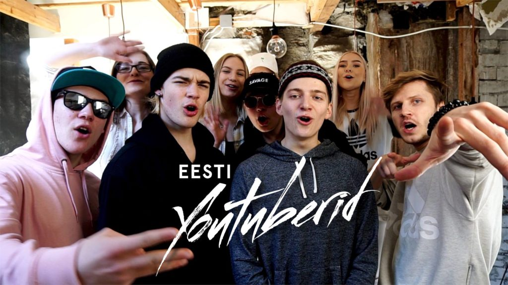 Youtuberite video