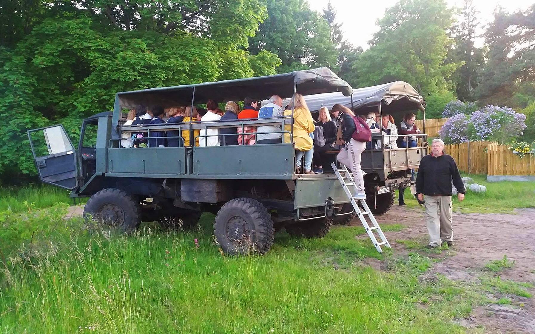 Tallinna merepäevadel saab tasuta õppereisidel Aegna saarega tutvuda