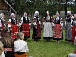 Seto folk – Kristiina_Sokk