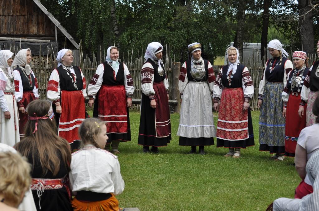 Täna algab muusika- ja matkafestival Seto Folk