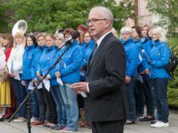 Eiki Nestor – Eesti lipu päeva tähistamine 04.06.17