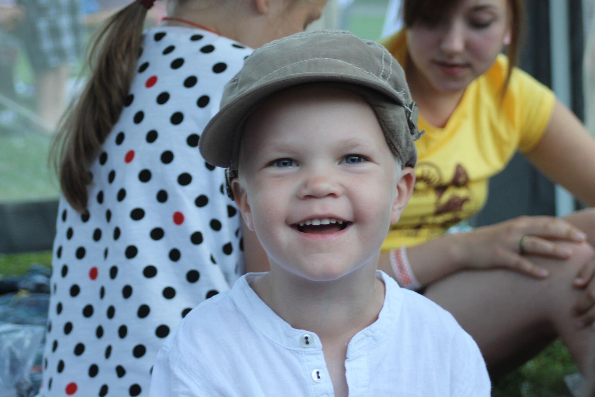 Hiiu Folk on loonud festivaliks mõnusad võimalused ka lastega peredele