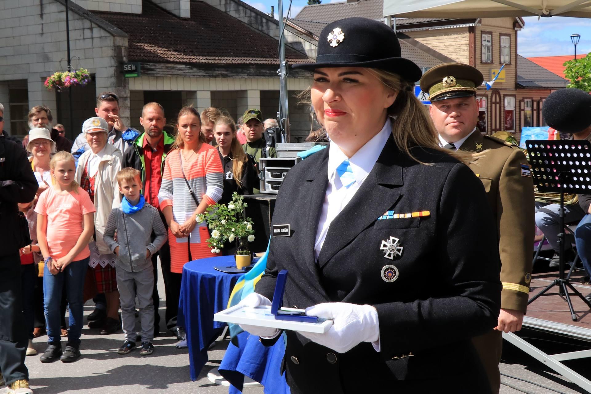 Palju õnne! Järvamaa teenetemedali pälvisid Kirsika Ilmjärv, Lauri Lipp ja Ründo Mülts