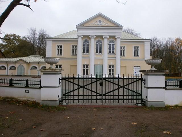 Unustatud mõisad avavad külalistele uksed