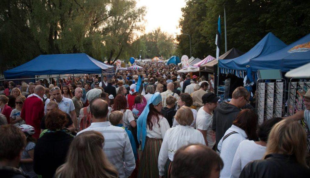 Tallinna XII noorte laulupeol osalevad 797 kollektiivi ja enam kui 25 000 laulupeolist