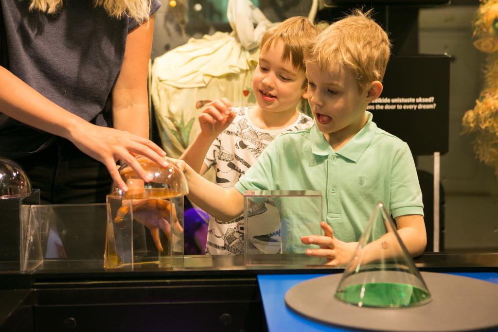 NUKU muuseumi suvi on täis mänge ja avastamisrõõmu