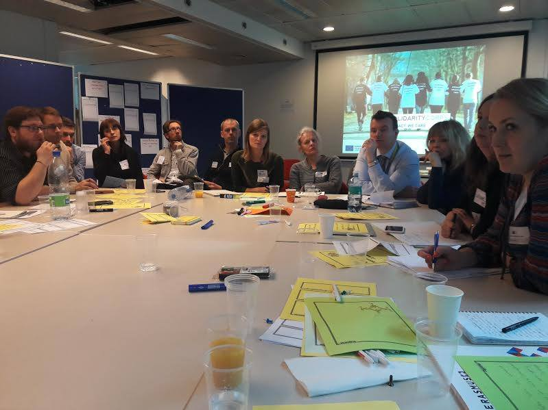 30 riigi esindajad arutlevad Tallinnas vabatahtliku töö tuleviku üle