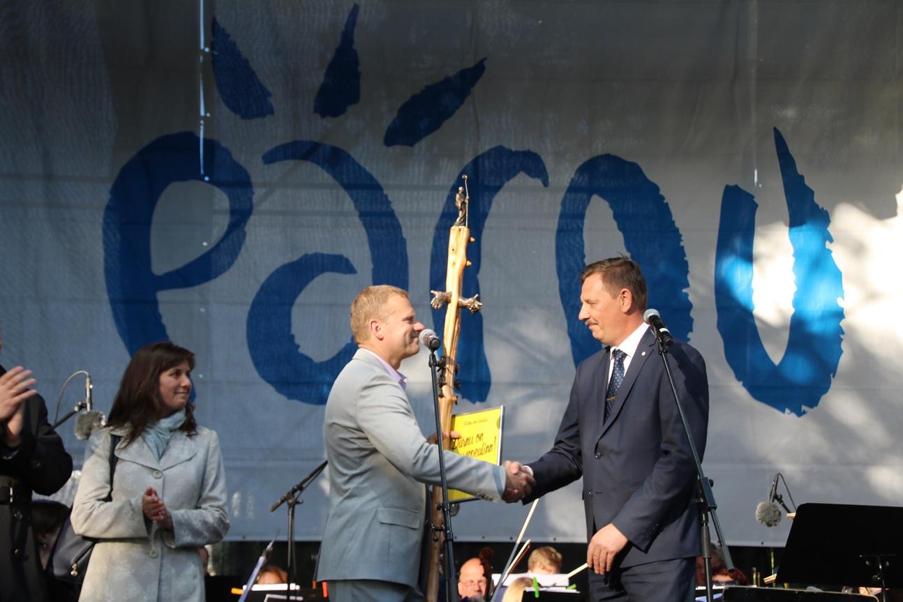 6. aprillil tähistatakse Pärnu päeva