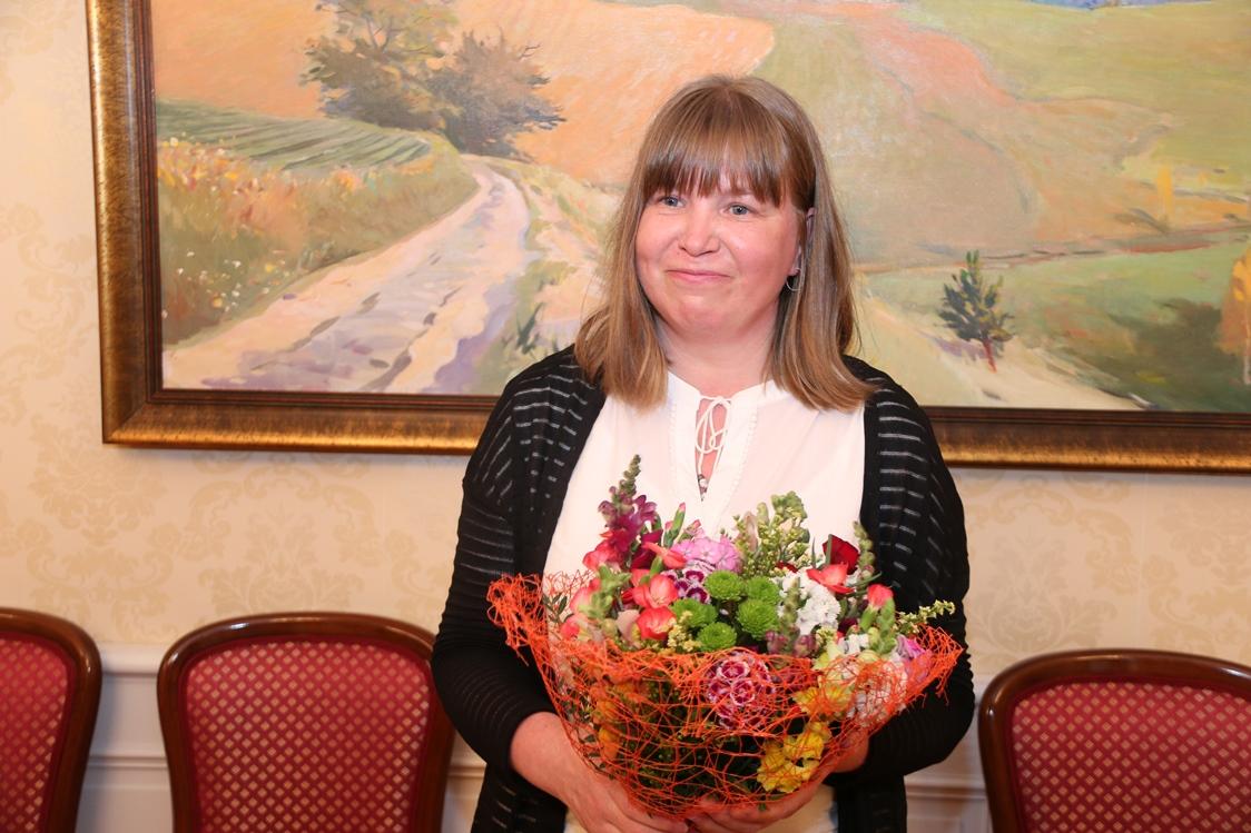 Tallinna parim lastekaitsetöötaja on Marit Pauk