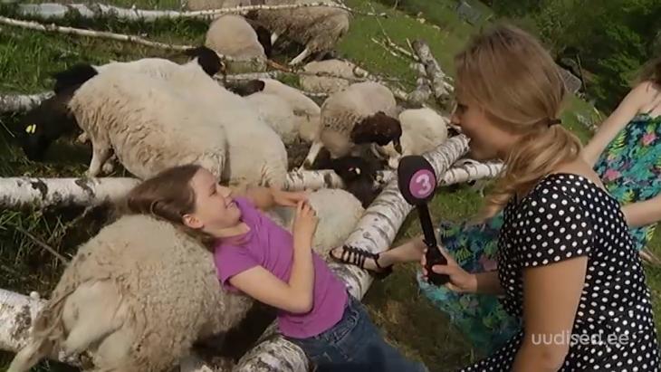 VIDEO! Südamlik lugu! Rõõmu talu pere kolis linnast maale: see on ideaalne koht, kus lapsi kasvatada