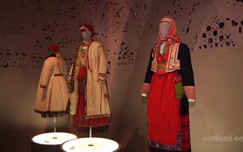 Video! ERMis avatakse Eesti ajaloo suurim rahvarõivanäitus