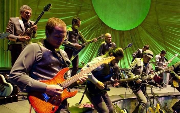 Täna esineb Tallinna kitarrifestivalil SINFONITY