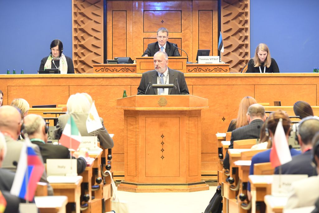 VAATA VIDEOT! Rahvusparlamentide esindajate arutelu keskendus idufirmade arengule