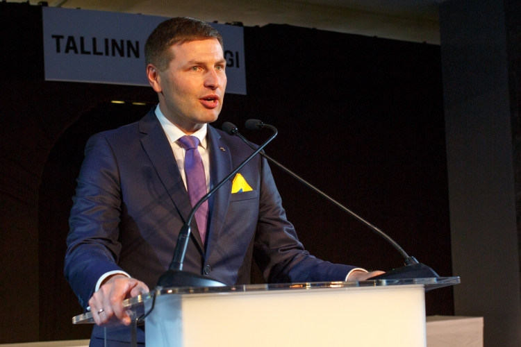 Hanno Pevkur digikonverentsil: edukus sõltub valmisolekust muutustega kaasa minna