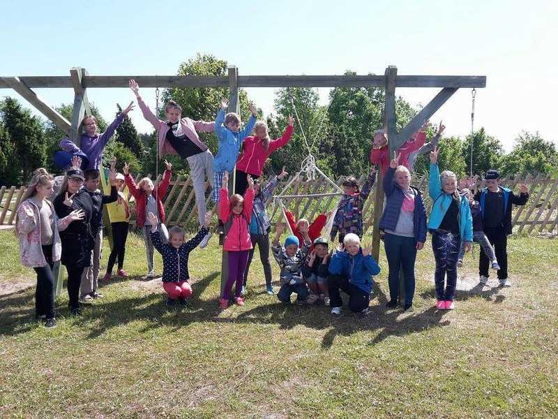 Paide lastele korraldati heategevuslik laager