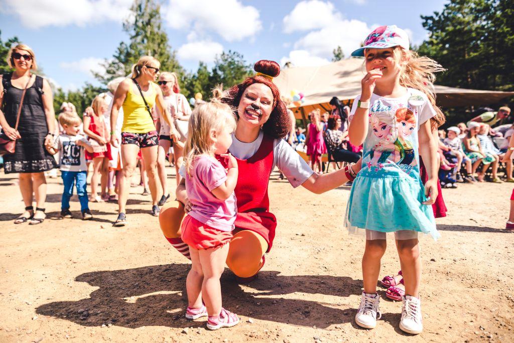 GALERII! Lottemaa tähistas oma kolmandat sünnipäeva