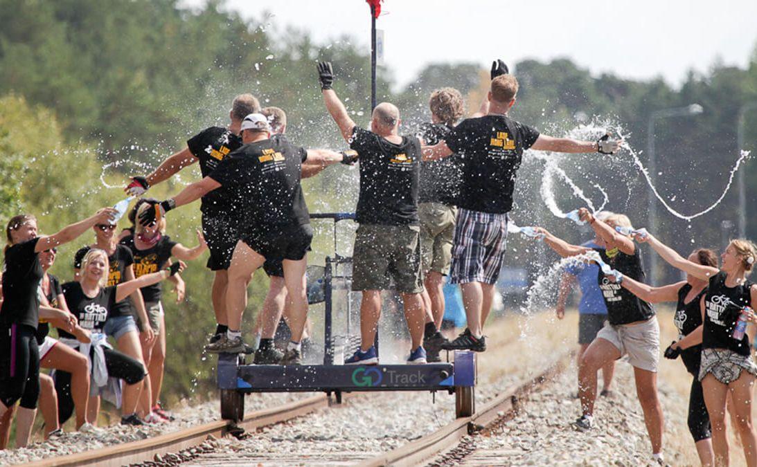 X rahvusvaheline Relsiralli kulgeb Viljandist Pärnusse