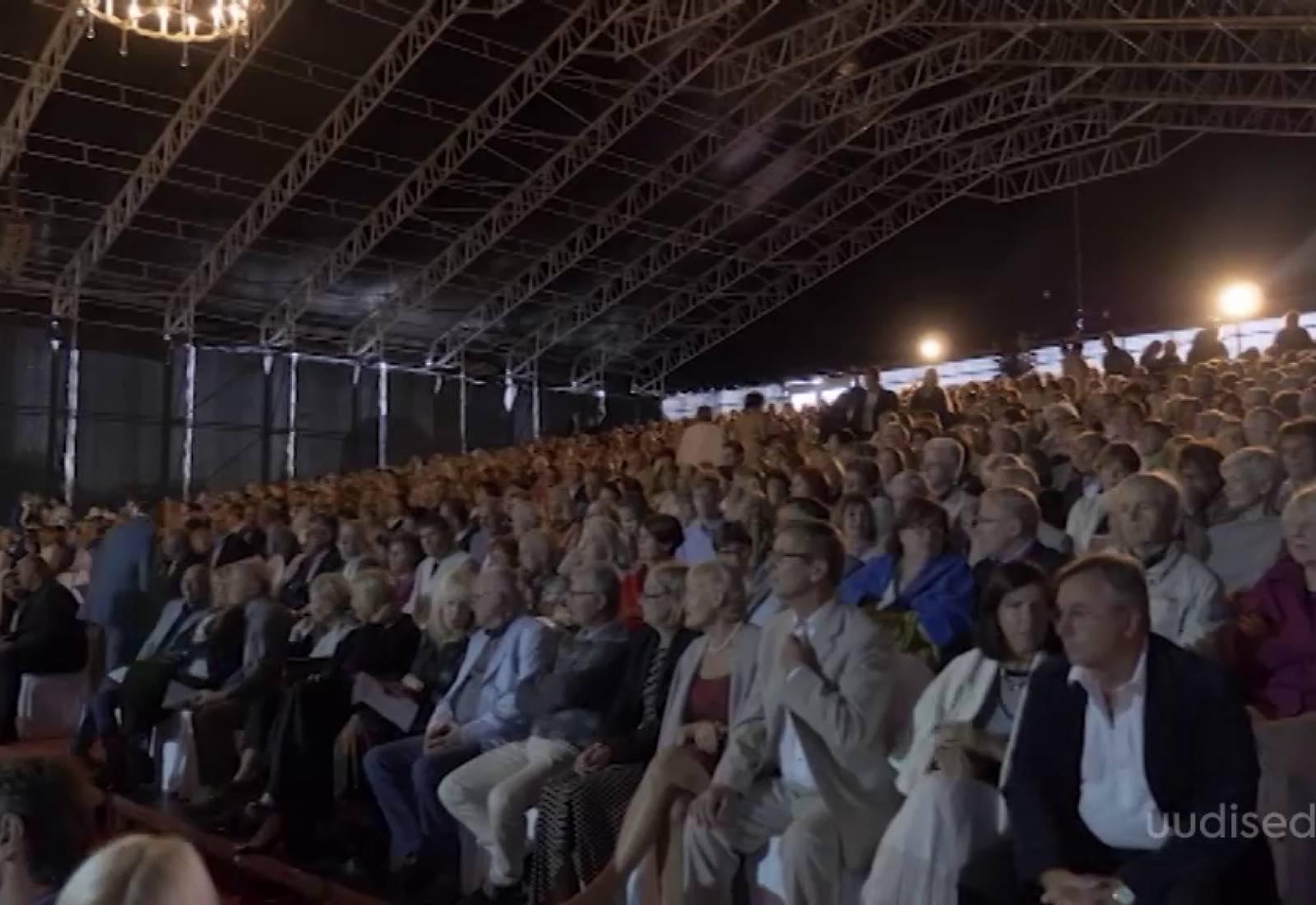 Video! Saaremaa ooperipäevad püstitasid publikurekordi