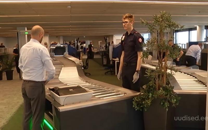Video! Tallinna Lennujaamas avati uus ja oluliselt suurem julgestusala