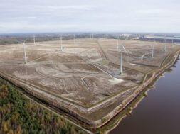 Narva tuulepark; valik Elina Kink 21november 2012
