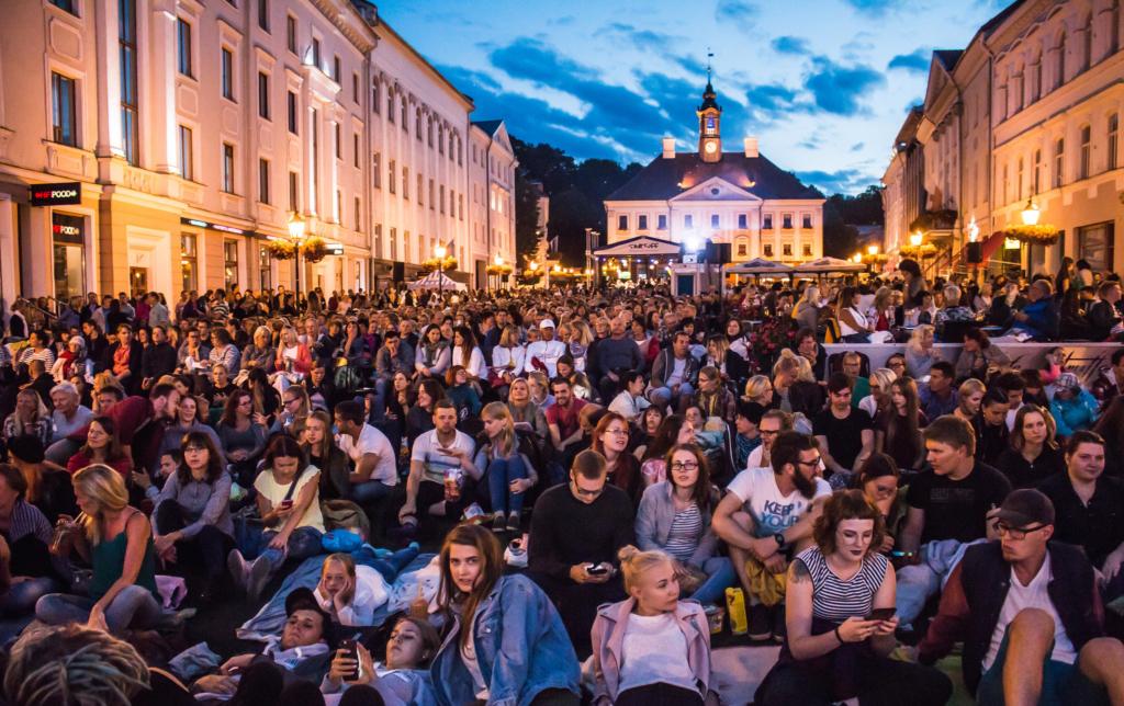 """Tartuffi populaarseim film """"Armastuse kunst"""" kogus üle 2600 vaataja"""
