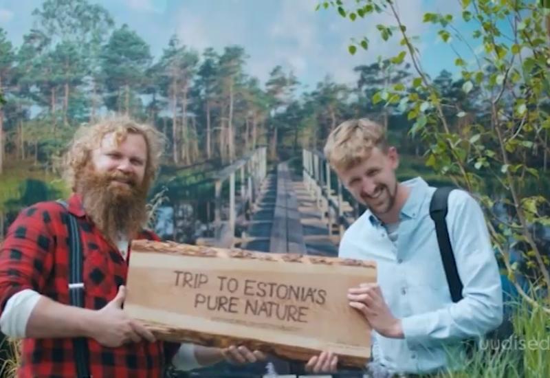 VIDEO! EASi kampaania kutsub Eesti loodusesse stressi maandama