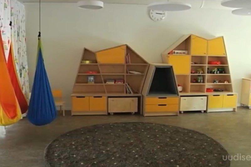 Video! Tartus avati uus Eesti moodsaim lasteaed
