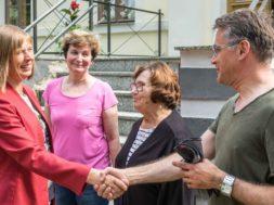 President Kaljulaid asus Eesti Agrenska Fondi patrooniks