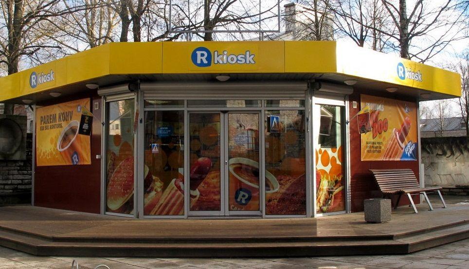 R-kiosk loobub puurikanade munade kasutamisest