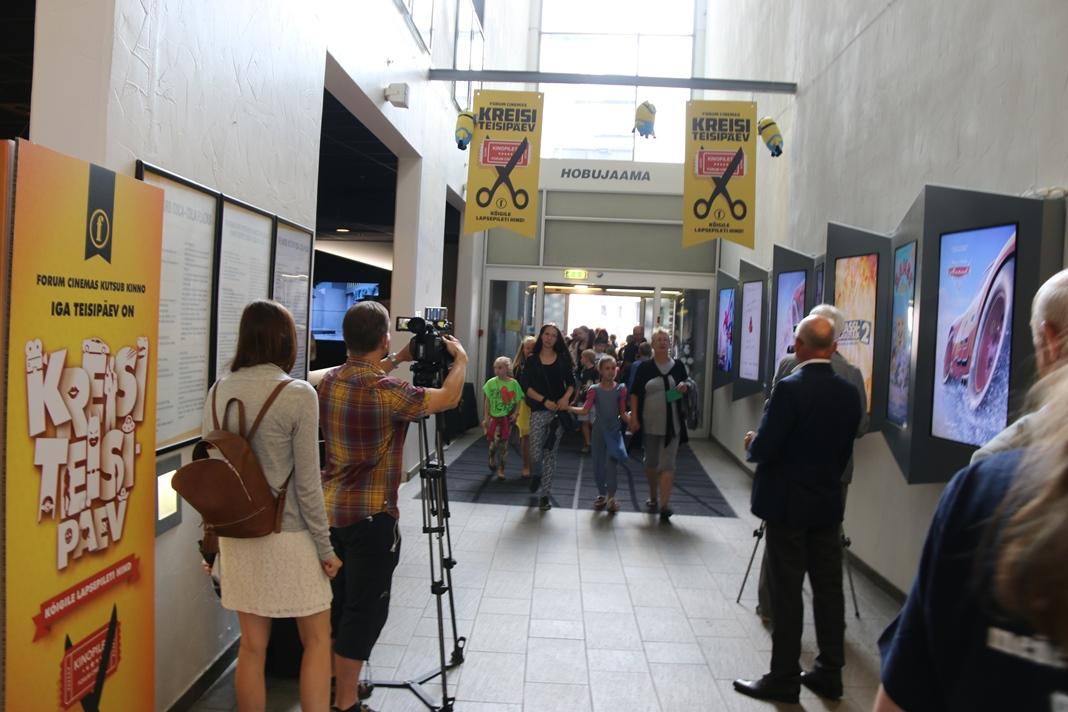 """Täna toimus koolikotikampaania """"Ranits 2017"""" lõpuüritus"""