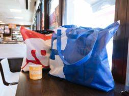 Reklaambännerist kotid