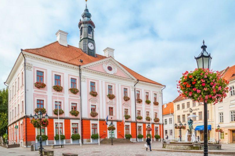Tartu linn kuulutab välja avaliku konkursi olümpialootuse stipendiumile