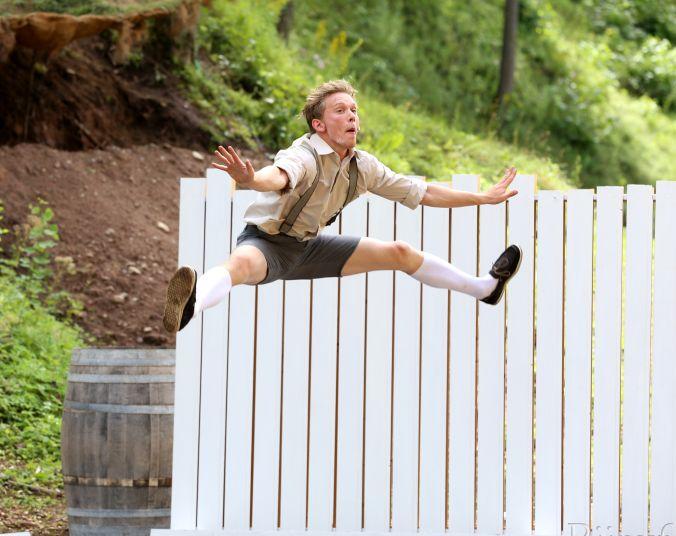 Tartu Seikluspargis on taas laval lugu siirast sõprusest Tom Sawyeriga