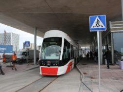 Tramm Lennujaamas 2