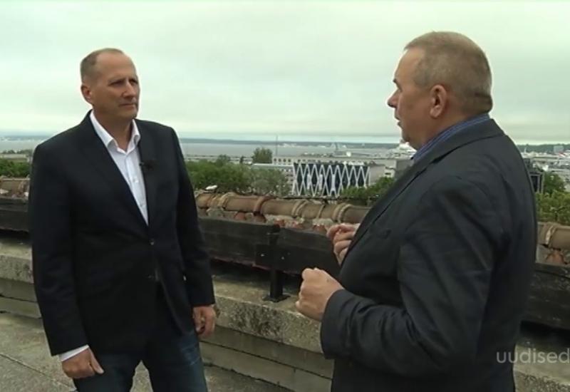 VIDEO! Aivar Riisalu positiivselt: Eesti ei ole kunagi nii hästi kaitstud kui täna