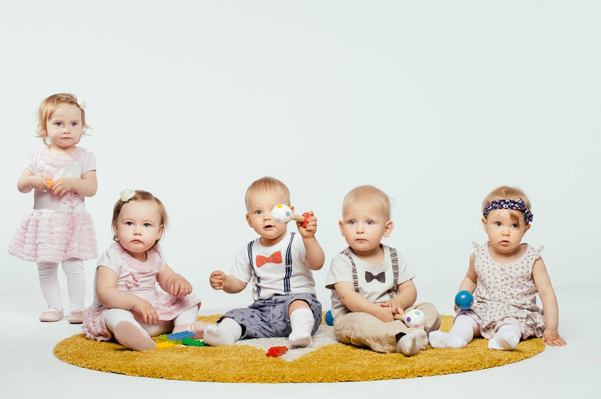 Muusika-aastal sündinud laste projekt kestab kuni 2033.aastani