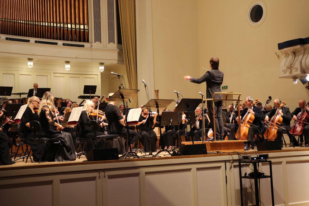GALERII! ERSO muusika-aastal sündinud laste kontserte külastas üle 1000 muusikahuvilise