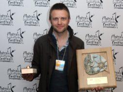Grand Prix võitnud filmi autor Are Pilskog2