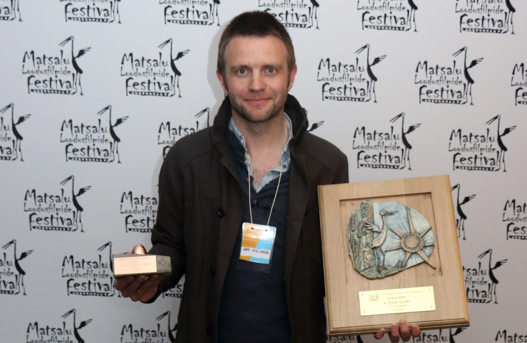 Matsalu loodusfilmide festivalil autasustati parimaid loodusfilme