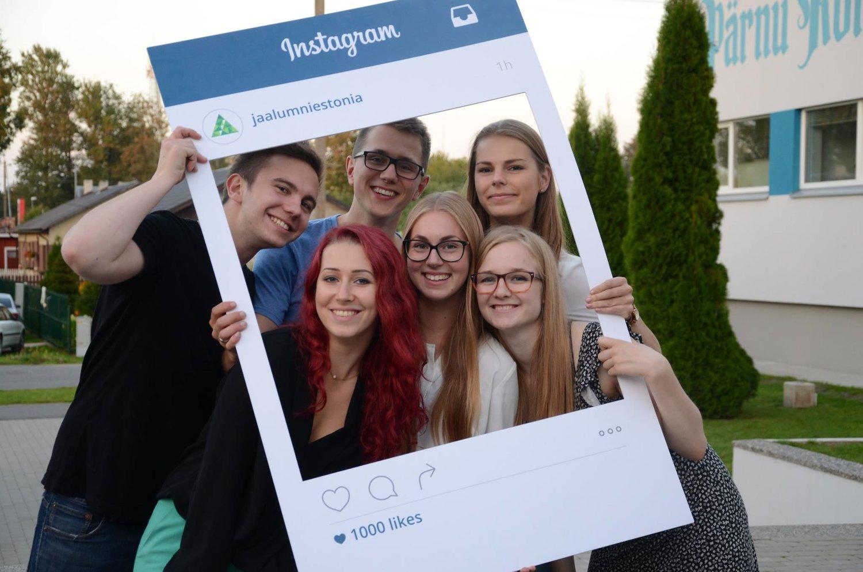 Pärnus toimub õpilasfirmade loomise maraton