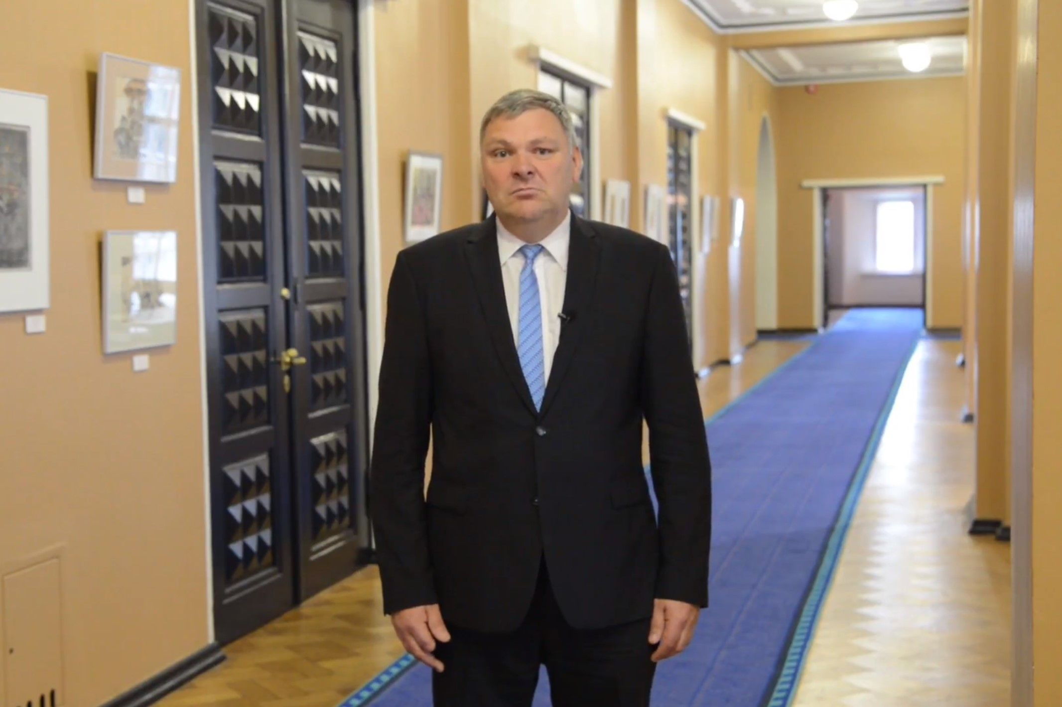 VIDEO! Riigikogu arutab tähtsa riikliku küsimusena kodanikuühiskonna arengut