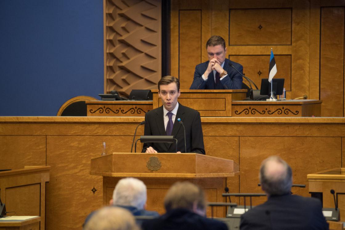 Martin Noorkõiv: Eesti kodanikuühiskonna tänane seis on suhteliselt hea